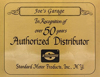 Gallery Image | Joe's Garage LLC